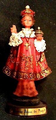 Acquista A Buon Mercato Menino Jesus De Praga-personaggio Altezza Ca. 14 Cm-mostra Il Titolo Originale