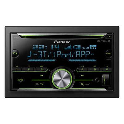 Pioneer FH-X840DAB Double Din Bluetooth Bt Cd Mp3 Ipod Car Digital Radio Dab+