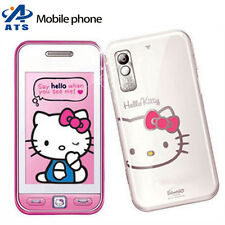 Samsung s5230 hello kitty mobile phone unlocked S5230 touch screen mp3 player