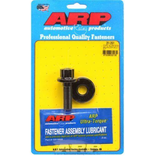 ARP 251-2501 Balancer Bolt /& Washer Ford 1.8L//2.0L Duratec
