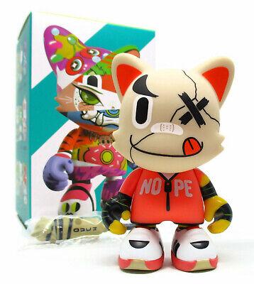 "SuperPlastic JANKY SERIES 2 MR SATO by Tado 3.5/"" Vinyl Figure"