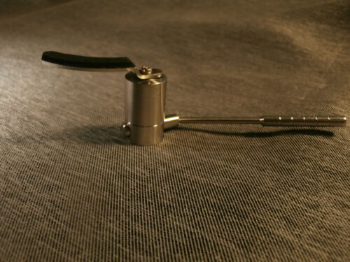 TONEARM LIFT for Fidelity Research Fr  by AUDIOSILENTE STEEL INOX MADE IN ITALY