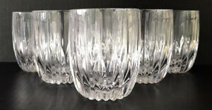 Mikasa-Park-Lane-Crystal-Double-Old-Fashioned-Glasses-Set-Of-6