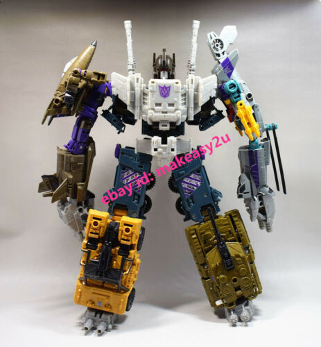 Bruticus Onslaught Brawl Vortex Combiner Wars Action Figure 32CM Toy