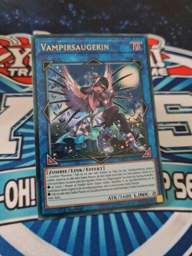 Auflage MP19-DE030 Vampirsaugerin 1 YuGiOh Near Mint Deutsch