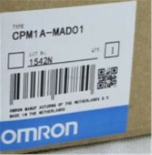 1Pc Omron Programmable Controller CPM1A-MAD01 Plc Brand CPM1AMAD01 xq