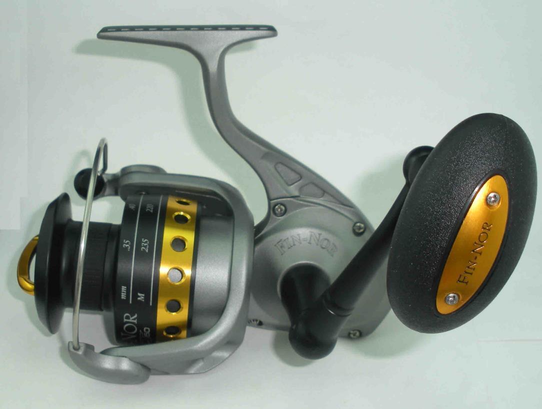Finnor LT60 Lethal Spinning Reel 14 250 22457