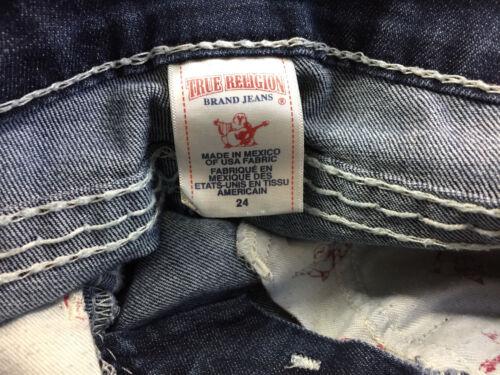 True Religion Slim Jeans Excellent Boot Stramme Women's Cut 24 Stitching fvqfdwx6