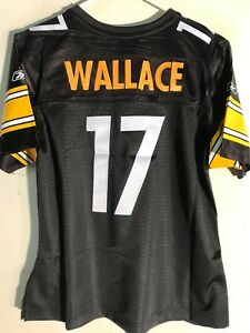 333683b3f Reebok Women s Premier NFL Jersey Pittsburgh Steelers Mike Wallace ...