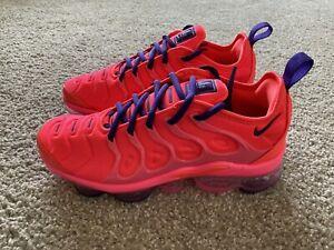 Nike Air Vapormax Plus 'Neon Red/Pink