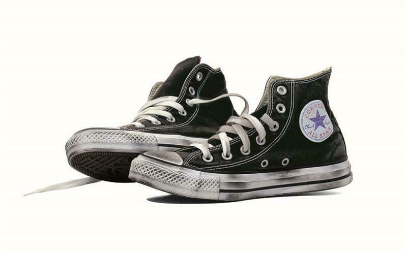 CONVERSE ALL STAR HI noir LIMITED EDITION