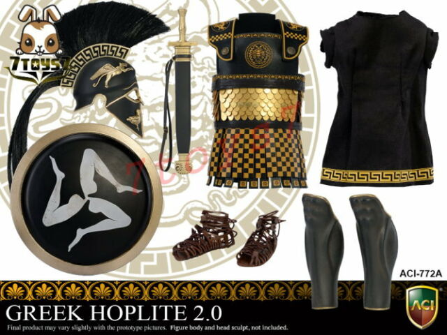 sheath #C/_Warriors Ancient AT100YF ACI Toys 1//6 Power Greek Hoplite 2.0/_ Sword