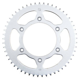 Primary Drive Rear Steel Sprocket 49 Tooth for Honda XR100R 1985-2003