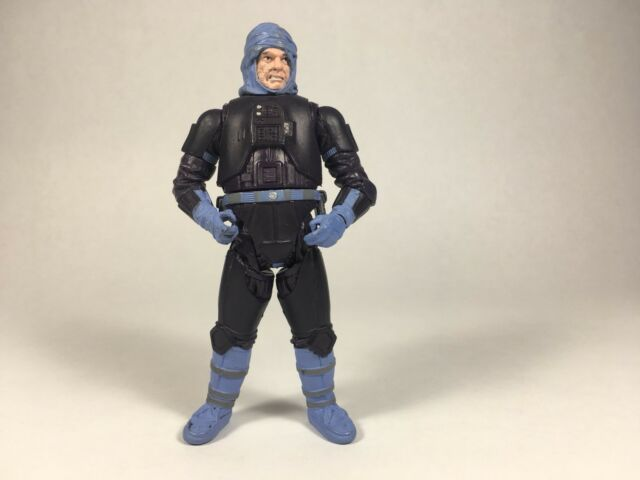 Blue Dengar Star Wars Action Figure from The Empire Strikes Back Hasbrow 2004