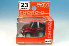 TAKARA Choro Q No.23 TOYOTA CELICA LB Dark red Pull Back Car