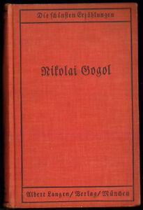 Gogol-Nikolai-Die-schoensten-Kosakengeschichten-von-Gogol-um-1926