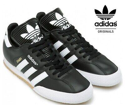 ADIDAS MENS TRAINERS Originals Samba Super Casual Shoes