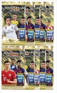 PANINI FIFA 365 ADRENALYN XL 2019 OFFICIAL PANINI FIFA 365 TRADING CARD PACKS