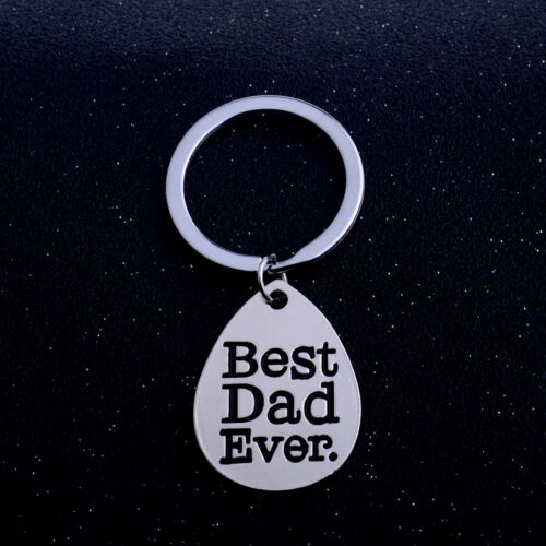 Gift For Dad Fathers Day Birthday Jewellery Necklace Keyring Bracelet Daddy PAPA