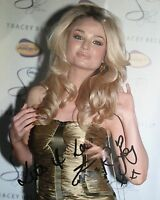 Emma Rigby signed 10x8 photo B ( UACC Registered dealer COA )