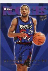 13bfcd744b4 Damon Stoudamire 1995-96 Fleer Ultra All Rookies #8 Toronto Raptors ...