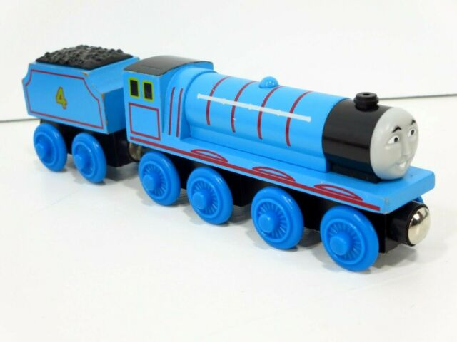 Gordon Wooden Train - Thomas & Friends W/ Tender Railway 2003