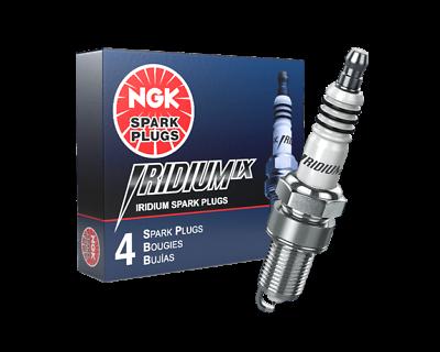 Pack of 4 NGK 93911 LKR7AIX Iridium IX Spark Plug