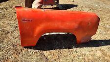 Dodge D100 W150 Power Wagon Macho Ramcharger RH Front Fender 73 74 75 76 77 78