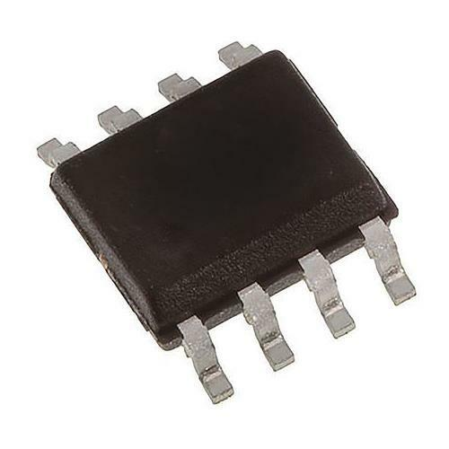 100 x STMicroelectronics VNS3NV04DP-E Load Switch IC, 3.5A, 40V, SOIC 8-Pin
