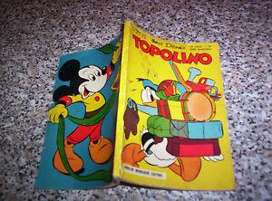 TOPOLINO-LIBRETTO-N-82-ORIGINALE-MONDADORI-DISNEY-1954-M-BUONO-CON-BOLLINO