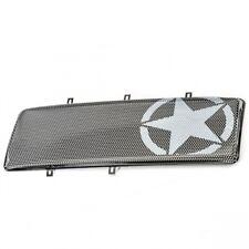 Rugged Ridge Star Insert Kit for Spartan Grille 07-17 Jeep Wrangler JK 12034.21