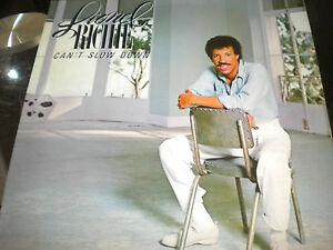 Lionel-Richie-Can-039-t-Slow-Down-Gatefold-Vinyl-Record-Album-LP-STMA8041