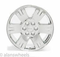 4 Chevy Silverado Avalanche Chrome 20 Wheels Rims Lugs Free Ship 5307