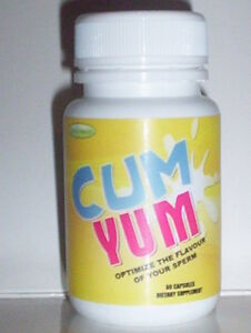 Flavor enhancing male sperm