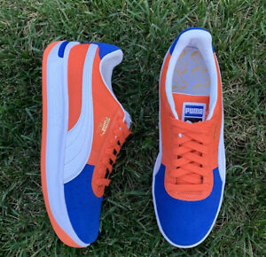 Puma-GV-Special-Kokono-369664-03-Orange-Blue-White-Men-s-Size-10-NY-Mets-Knicks