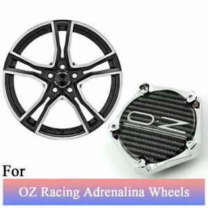 4x-66mm-OZ-Racing-Nabendeckel-Felgendeckel-Carbon-M643-fuer-OZ-Adrenalina