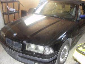 1995 BMW Série 3 blacvk