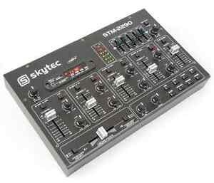 TABLE-DE-MIXAGE-MIXER-DJ-6-CANAUX-BLUETOOTH-USB-CARTE-SD-MP3-FX