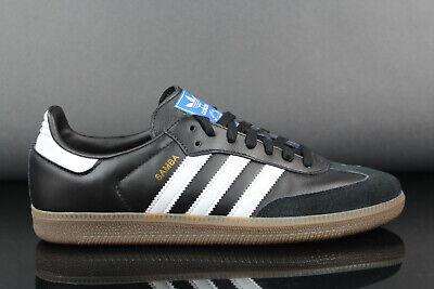 Neu adidas Samba OG Originals Herren Hallenschuhe Sneaker