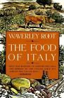 The Food of Italy by Waverley Root (Paperback, 1992)