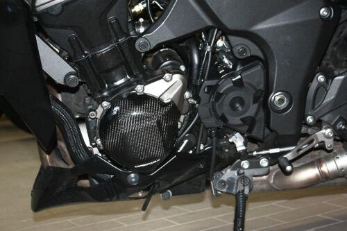 Kawasaki kle1000 Versys 11-16 carbon lima tapa motor tapa carbone carbono