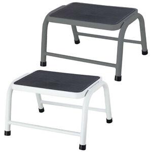One Step Kitchen Strong Stool Ladder Anti Slip Rubber Mat