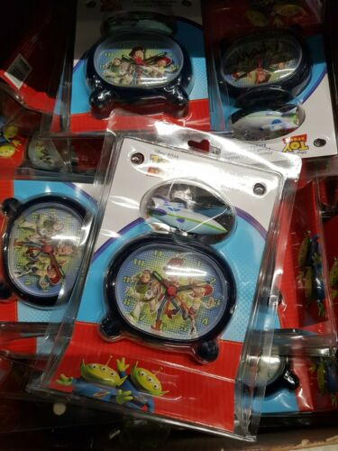 Kinder-Wecker Disney Toy Story Posten Sonderverkauf Restposten 24 Stück