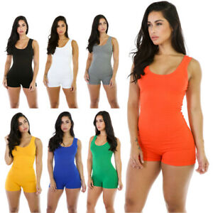 New-Women-Summer-Playsuit-Bodycon-Party-Jumpsuit-Romper-Trousers-Shorts-Clubwear