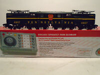 Bachmann 65301 Ho Scale Pennsylvania Gg1 With Dcc & Sound In Box