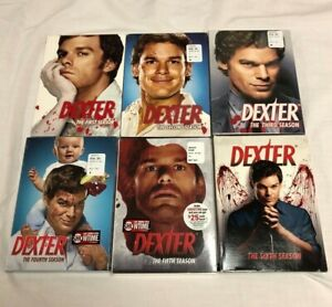 Dexter-The-Complete-Seasons-1-6-DVD-2013-24-Disc-Set