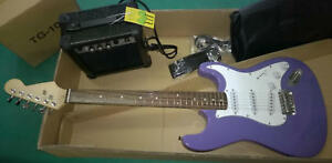 SET-DE-LUXE-CHITARRA-ELETTRICA-3TS-DELUXE-NEW-ORLEANS-COLOUR-PURPLE