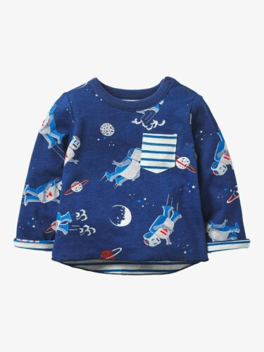 Baby Boden BESTSELLER Robot Space Reversible Sets Tops Pants 0-4Yrs