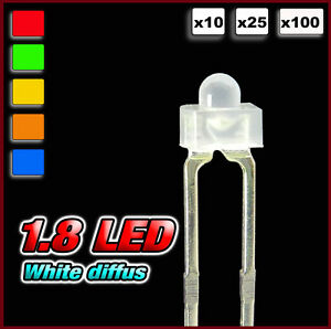 B341-LED-1-8mm-white-diffused-red-orange-yellow-green-blue