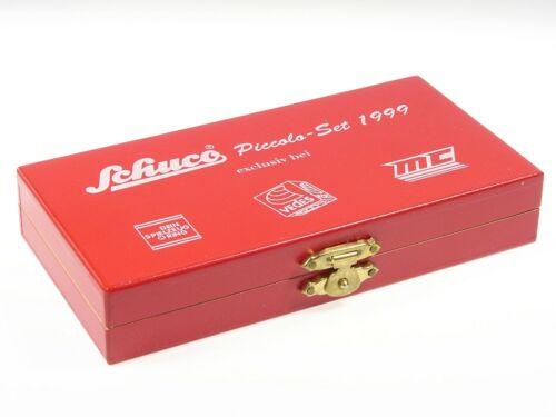 Schuco Piccolo set vedes 1999 # 50171200